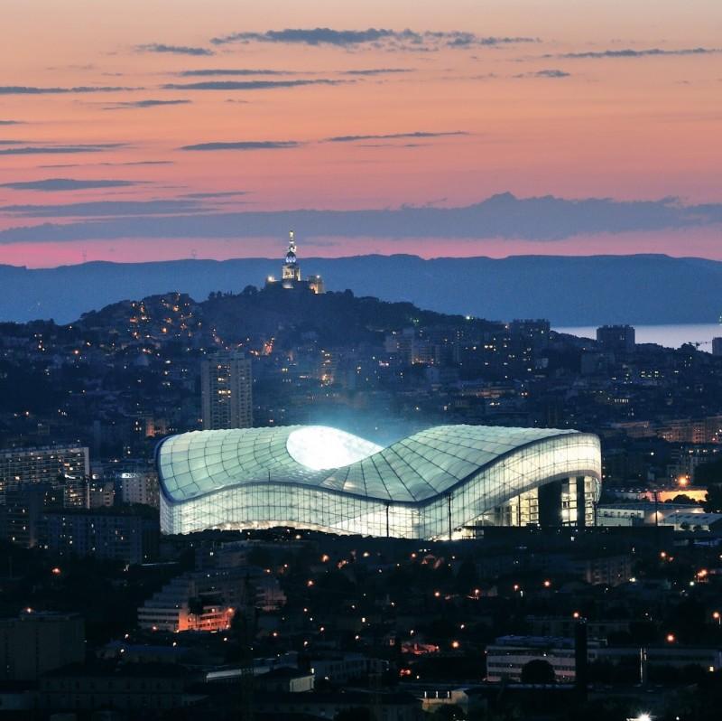 Visiter le Stade Vélodrome à Marseille