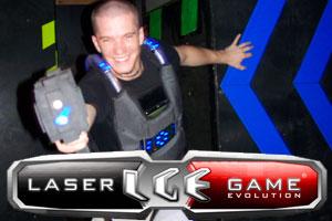 Activité Marseille Laser Game Evolution 2
